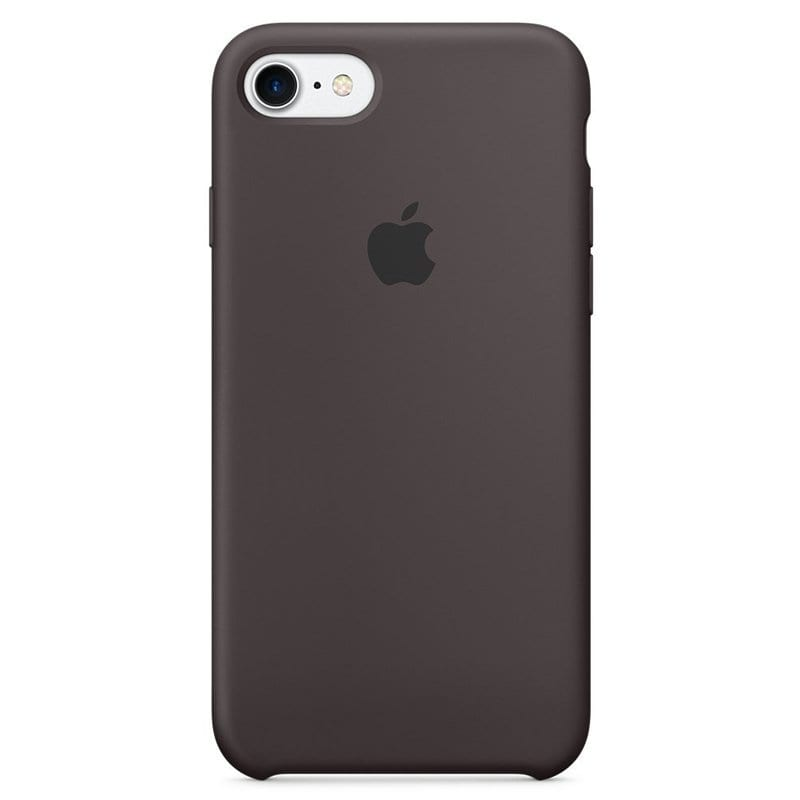 Apple Cocoa Silicone Kryt iPhone 7/8