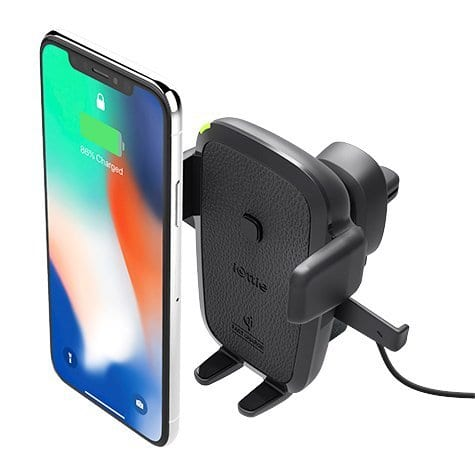 mount wireless charger iottie easy one touch