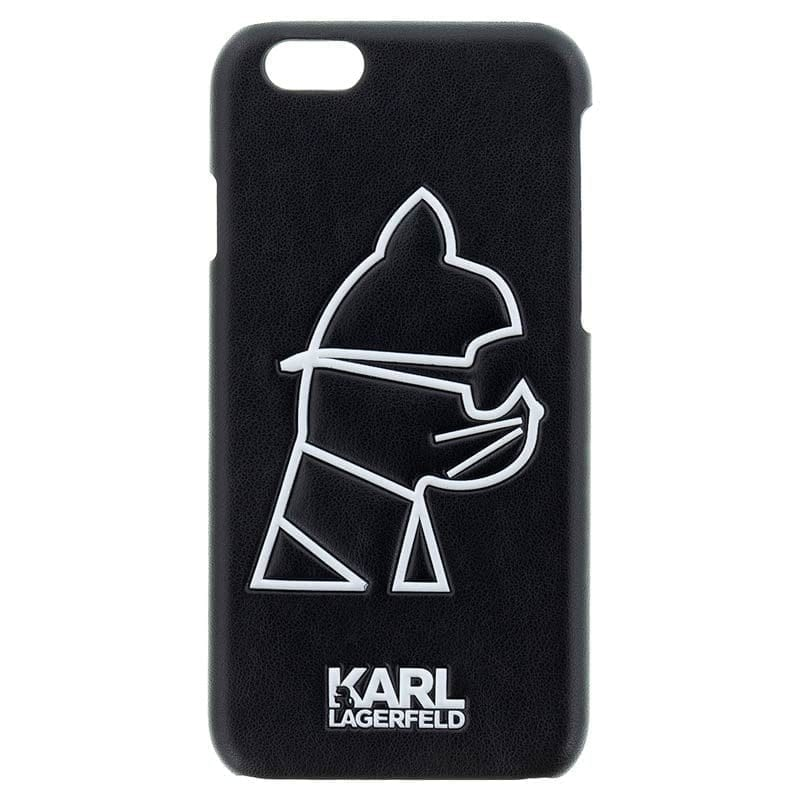 case karl lagerfeld headpunk black