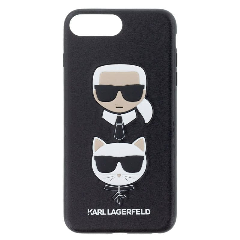 case karl lagerfeld karl and choupette black