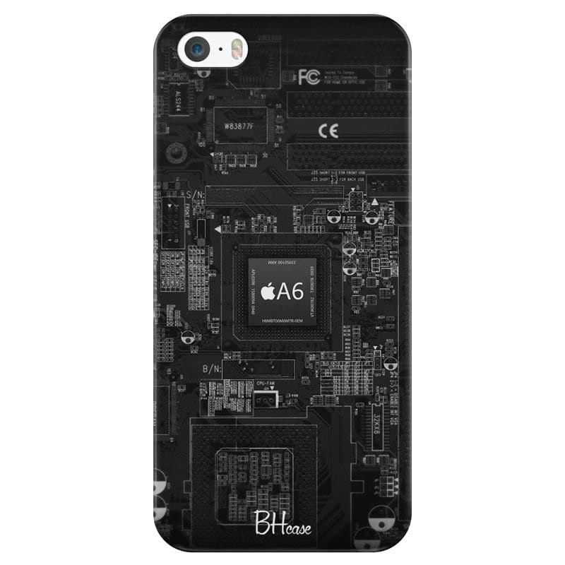 Apple Motherboard Kryt iPhone SE/5S