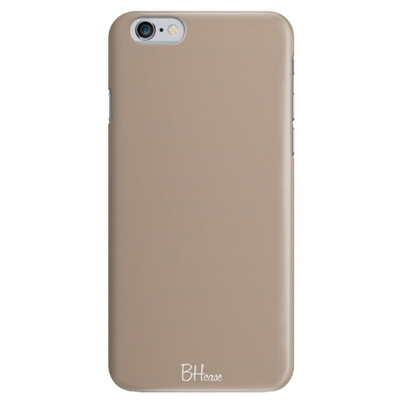 Beige Kryt iPhone 6/6S