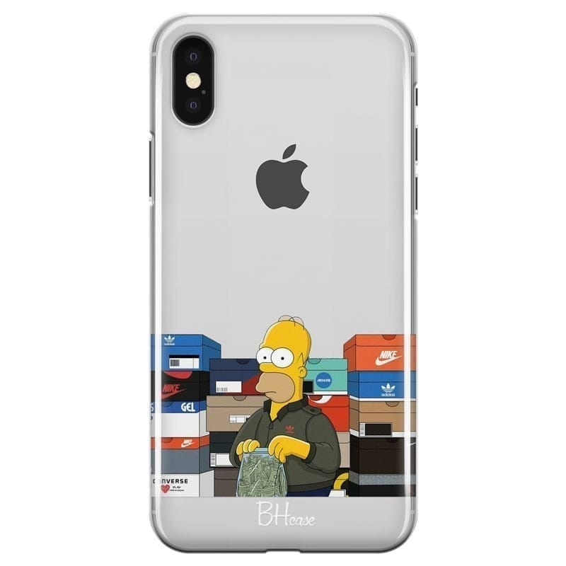 Hustler Homer Kryt iPhone X/XS