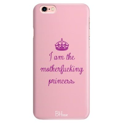 I Am Princess Kryt iPhone 6/6S