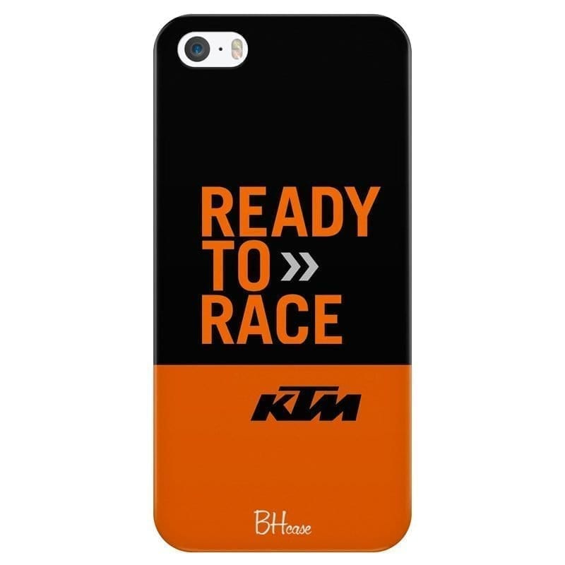 KTM Ready To Race Kryt iPhone SE/5S