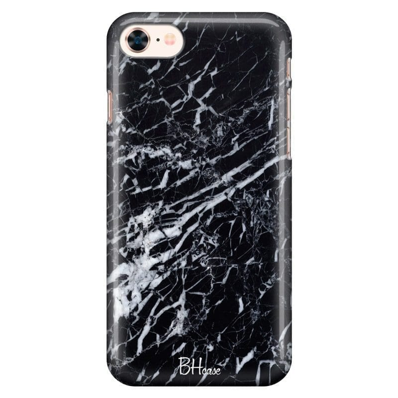 Marble Black Kryt iPhone 7/8