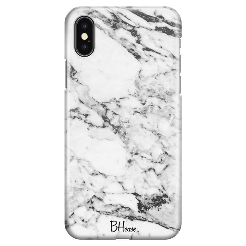 Marble White Kryt iPhone X/XS
