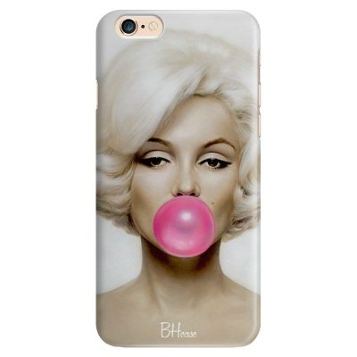 Marilyn Monroe Bubble Kryt iPhone 6 Plus/6S Plus