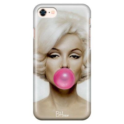 Marilyn Monroe Bubble Kryt iPhone 7/8