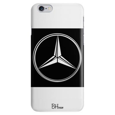 Mercedes Logo Kryt iPhone 6/6S