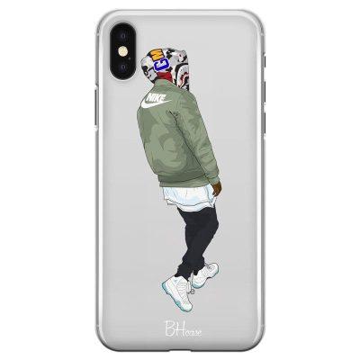 Nike Boy Kryt iPhone XS Max