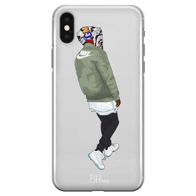Nike Boy Kryt iPhone X/XS