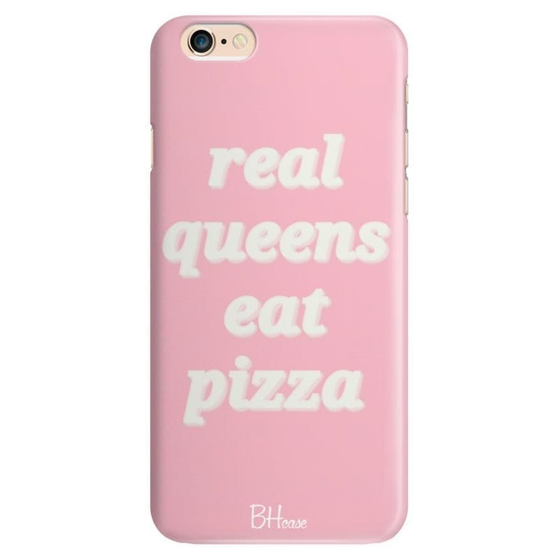 Real Queens Eat Pizza Kryt iPhone 6 Plus/6S Plus