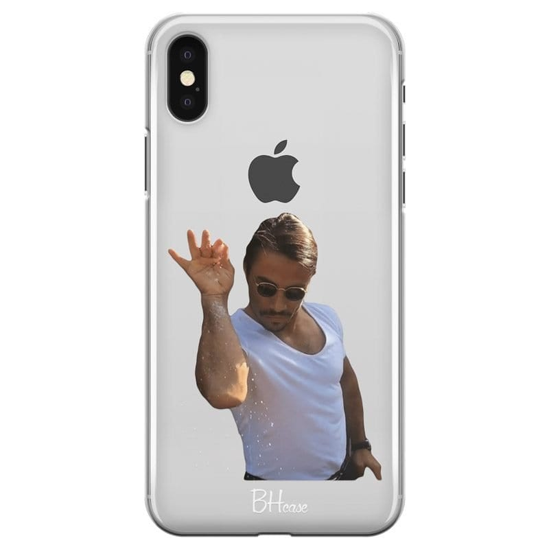 Salt Bae Kryt iPhone X/XS