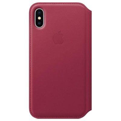 Apple Flip Berry Kryt iPhone X/XS