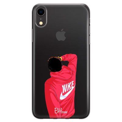Back Boy Nike Kryt iPhone XR