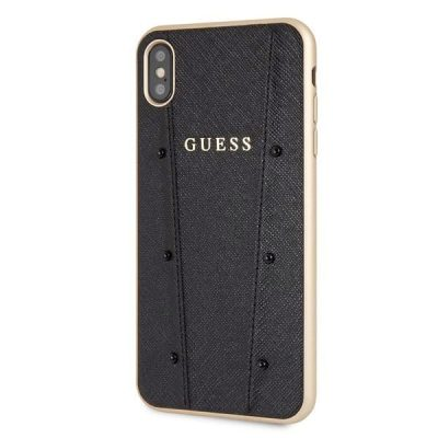 Guess Kaia Black Kryt iPhone XS Max