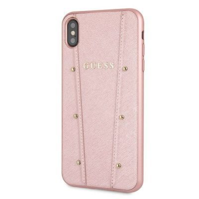 Guess Kaia Rose Gold Kryt iPhone XS Max