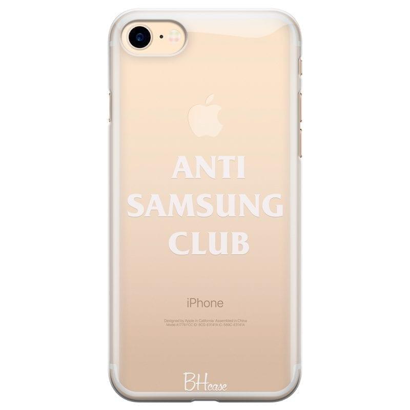 Anti Samsung Club Kryt iPhone 7/8