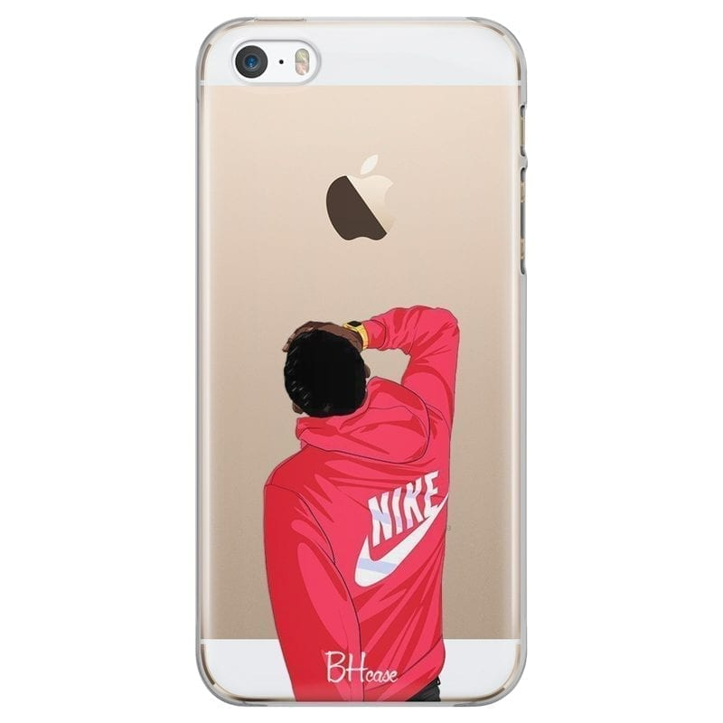 Back Boy Nike Kryt iPhone SE/5S