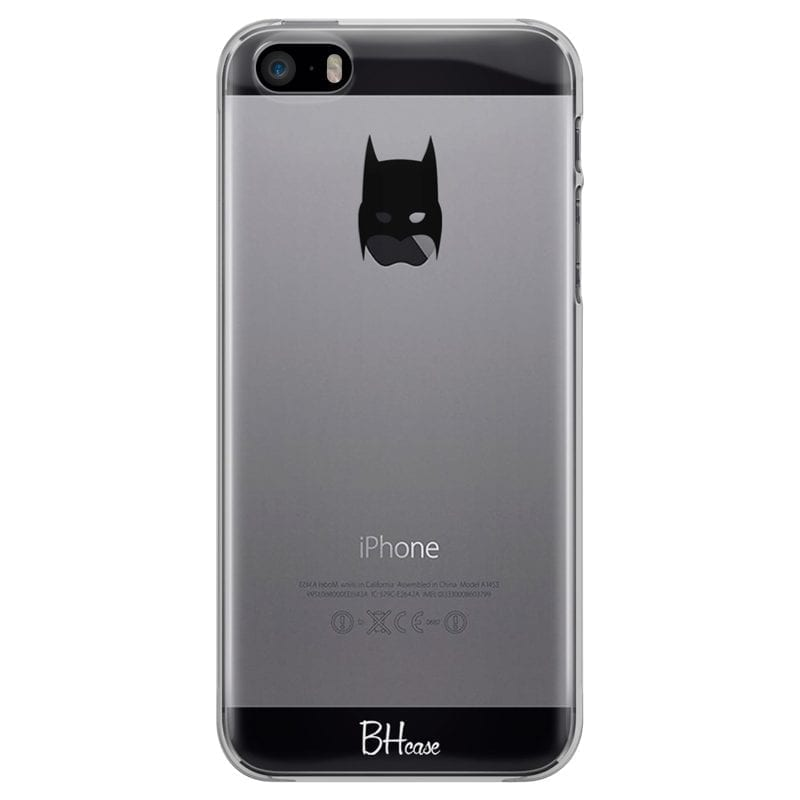Batman Head Kryt iPhone SE/5S