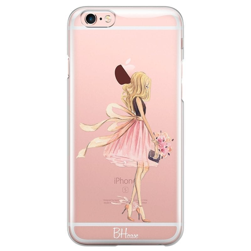 Blonde Girl Kryt iPhone 6/6S