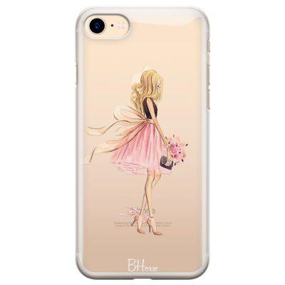 Blonde Girl Kryt iPhone 7/8