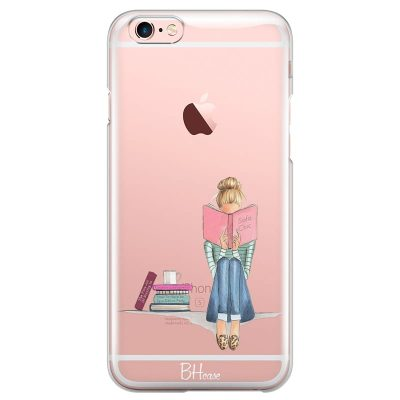 Books Girl Kryt iPhone 6 Plus/6S Plus