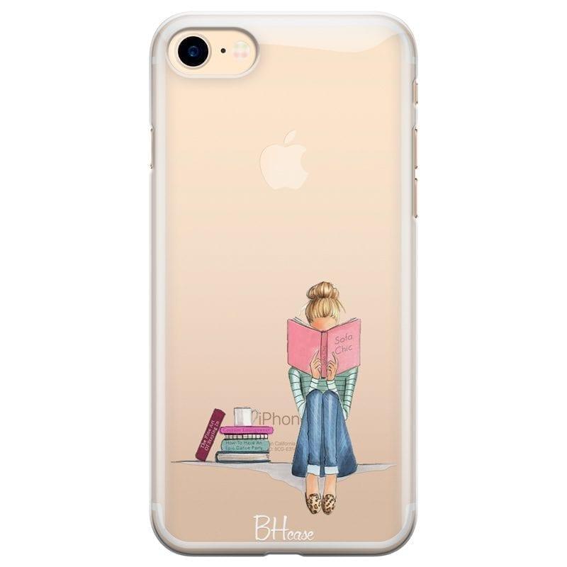 Books Girl Kryt iPhone 7/8