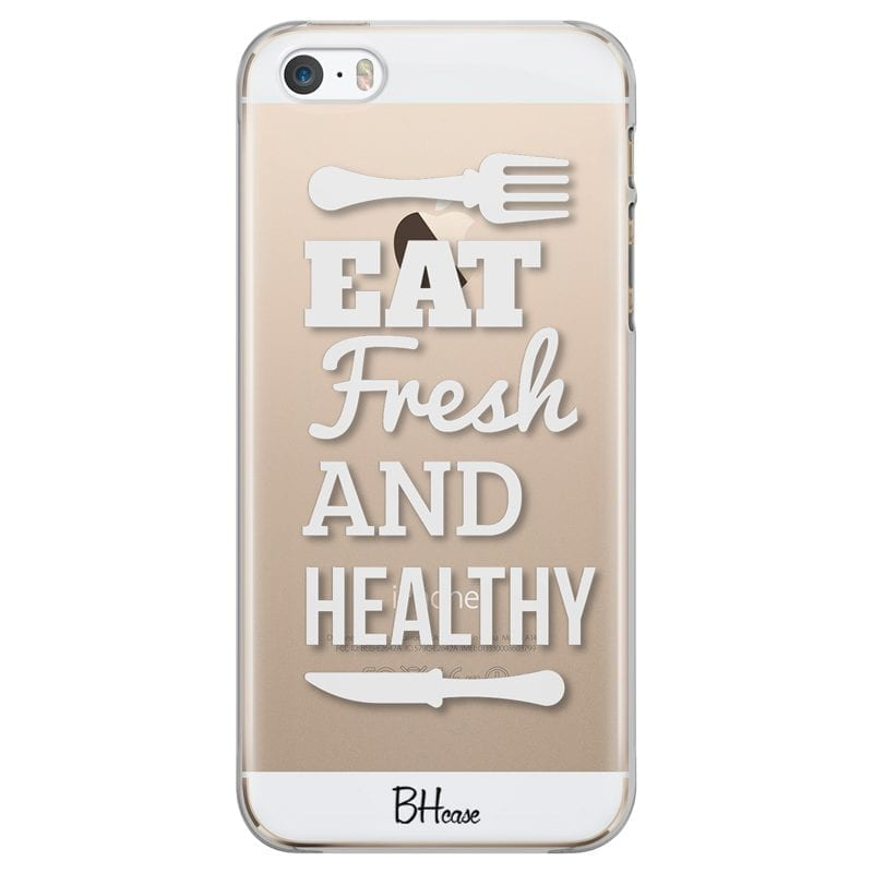 Eat Fresh And Healthy Kryt iPhone SE/5S