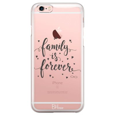 Family Is Forever Kryt iPhone 6/6S