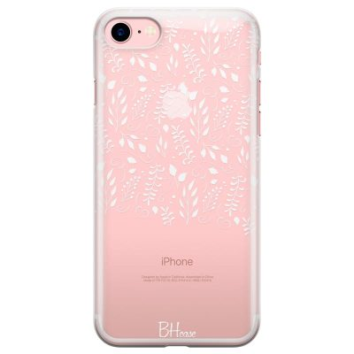 Floral Kryt iPhone 7/8