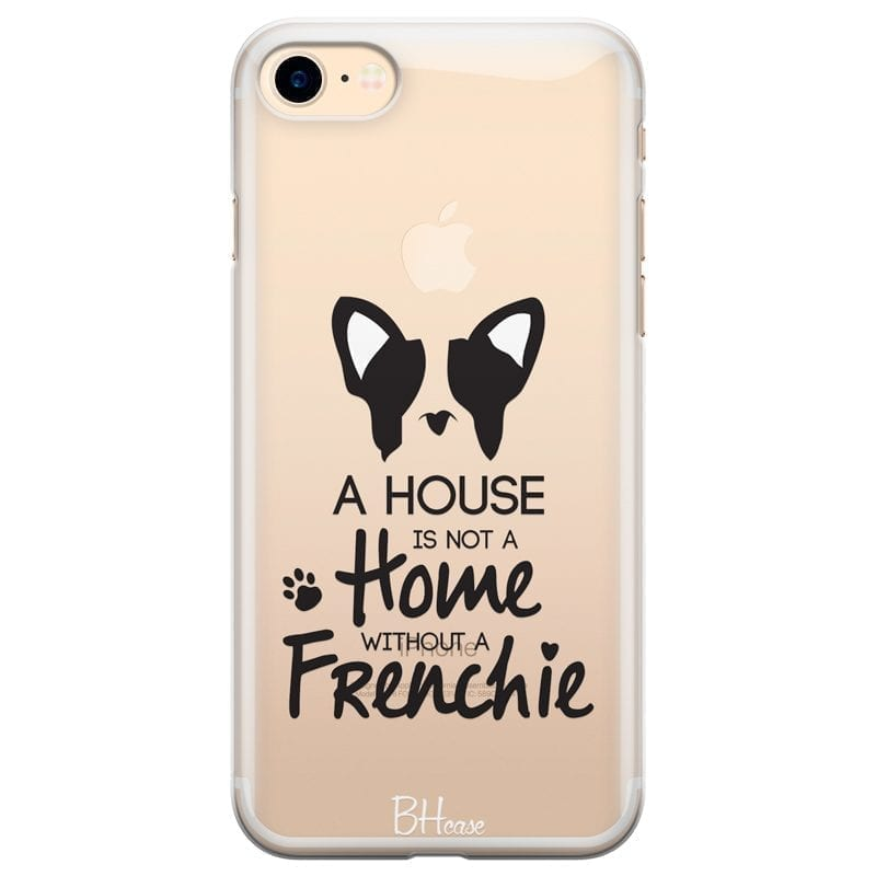 Frenchie Home Kryt iPhone 7/8