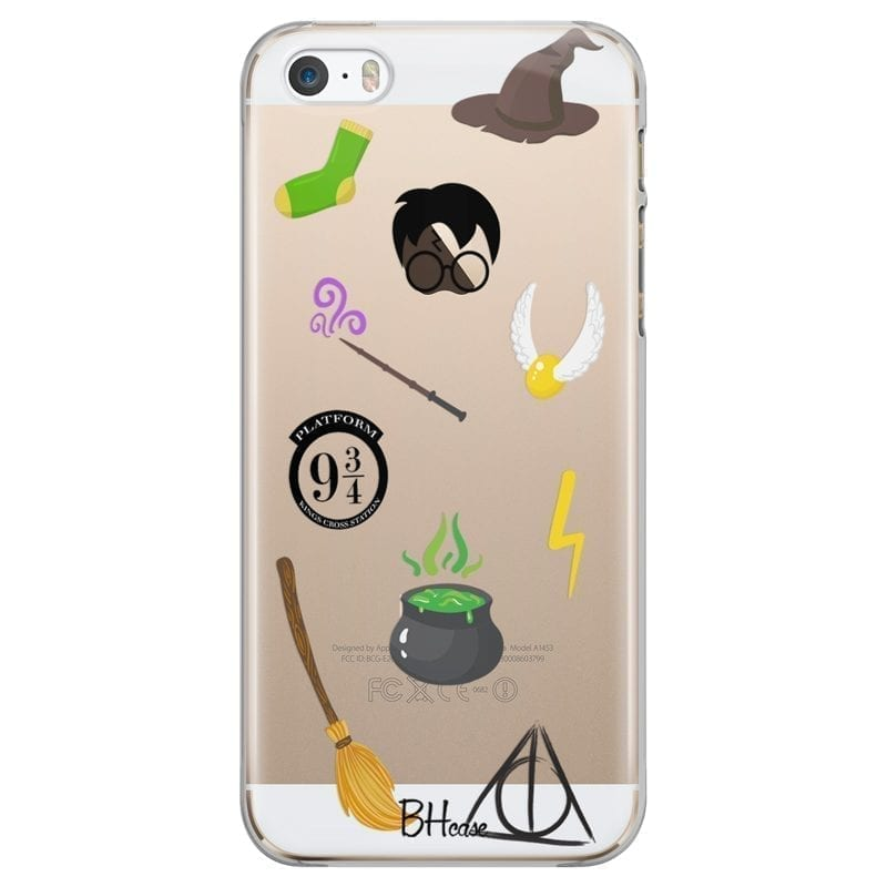 Harry Potter Kryt iPhone SE/5S