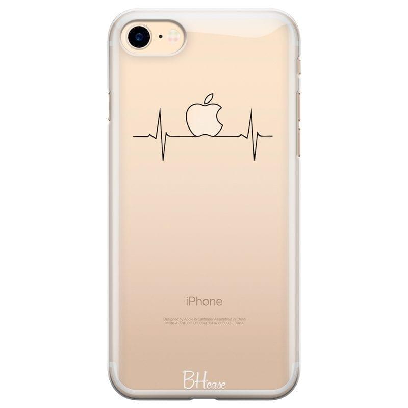 Heart Rate Apple Kryt iPhone 7/8