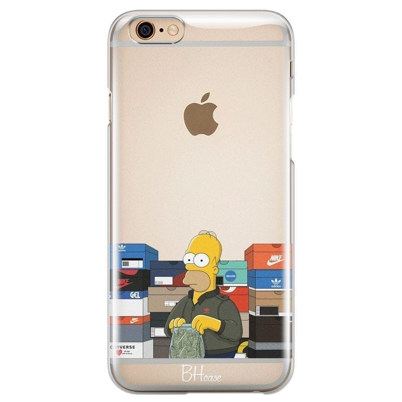 Hustler Homer Kryt iPhone 6 Plus/6S Plus