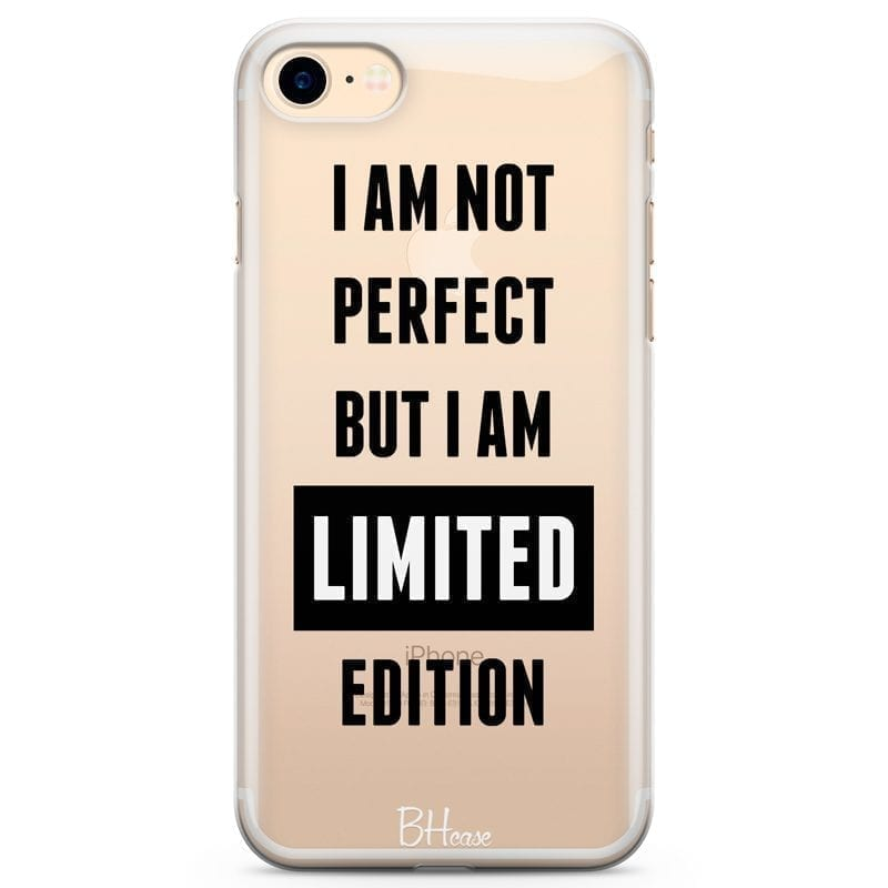 I Am Limited Edition Kryt iPhone 7/8