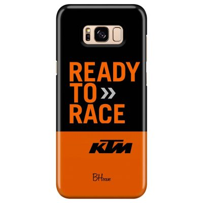KTM Ready To Race Kryt Samsung S8 Plus