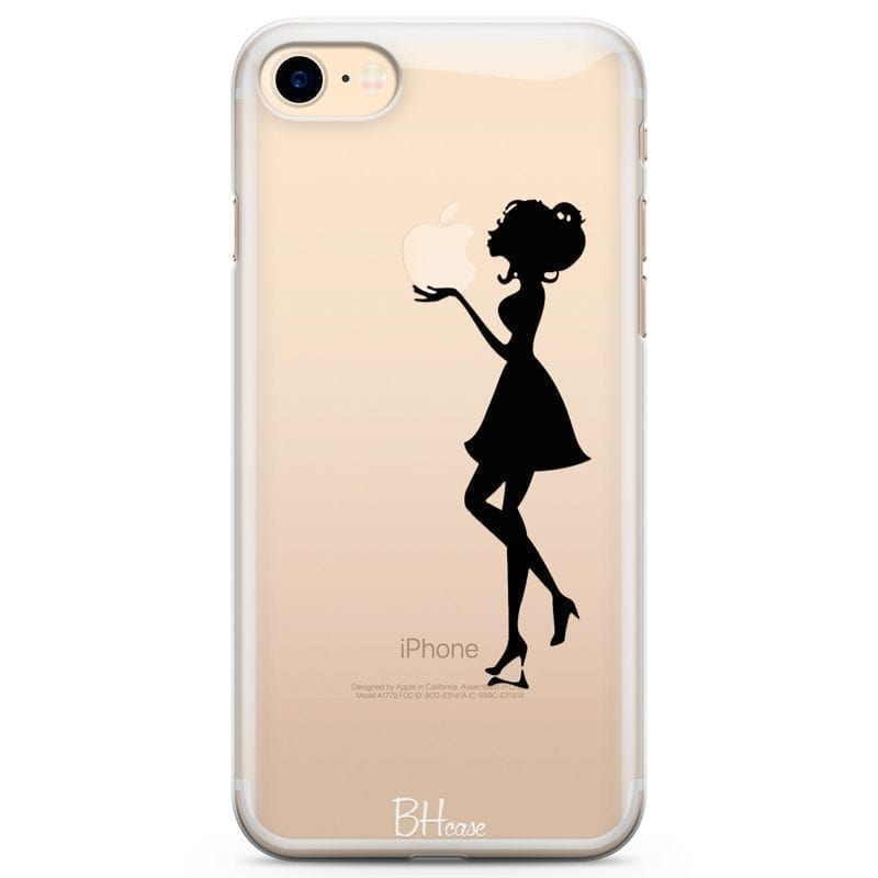 Lady Love Kryt iPhone 7/8