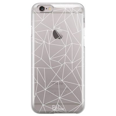 Lines White Net Kryt iPhone 6 Plus/6S Plus