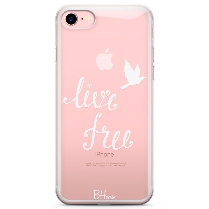 Live Free Kryt iPhone 7/8