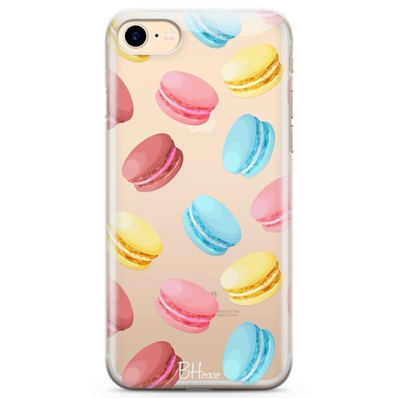 Macarons Kryt iPhone 7/8
