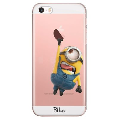 Minions Despicable Me Kryt iPhone SE/5S