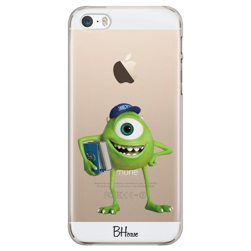 Monsters Mike Kryt iPhone SE/5S