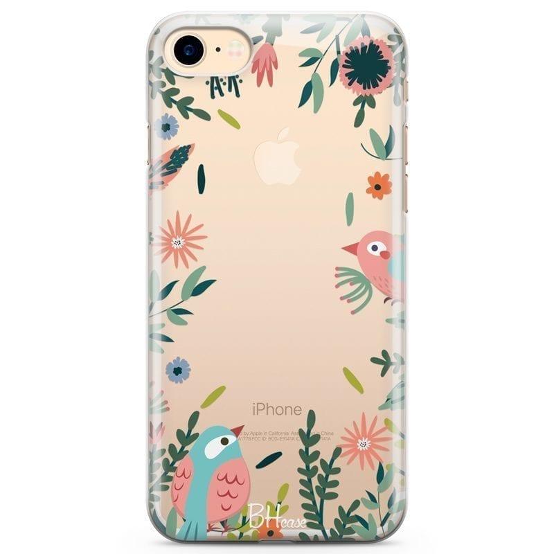 Nature Birds Kryt iPhone 7/8
