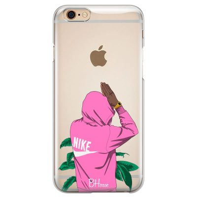 Nike Pink Boy Kryt iPhone 6/6S