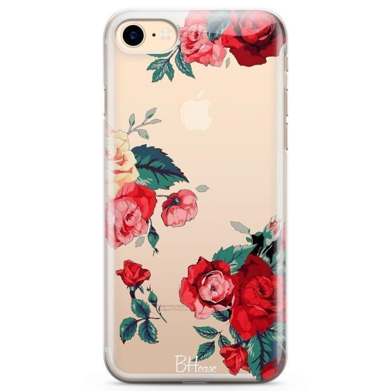 Roses Kryt iPhone 7/8