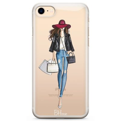 Shopping Girl Kryt iPhone 7/8