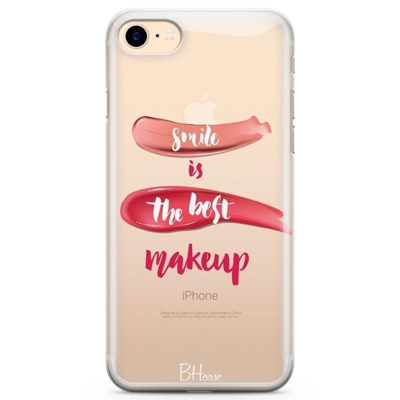 Smile Is The Best Makeup Kryt iPhone 7/8