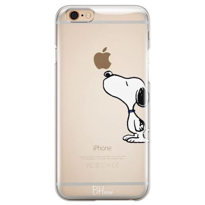 Snoopy Dog Kryt iPhone 6 Plus/6S Plus